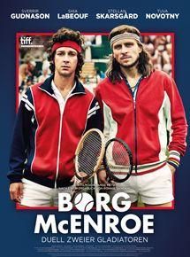 Poster von Borg Mcenroe