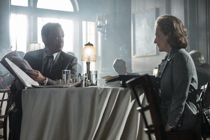 Meryl Streep in Die Verlegerin